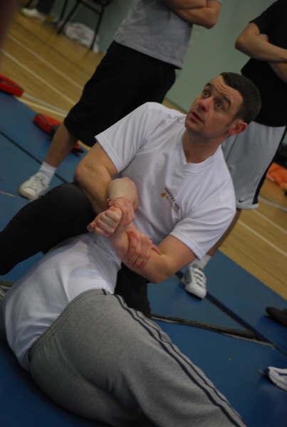 Civilian Military Fitness - Self Protection